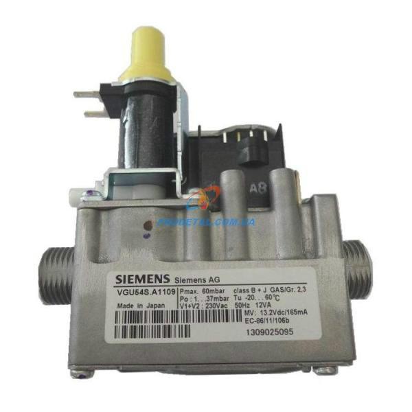 Siemens vgu54s a1109 ferroli for Ferroli domicompact c24